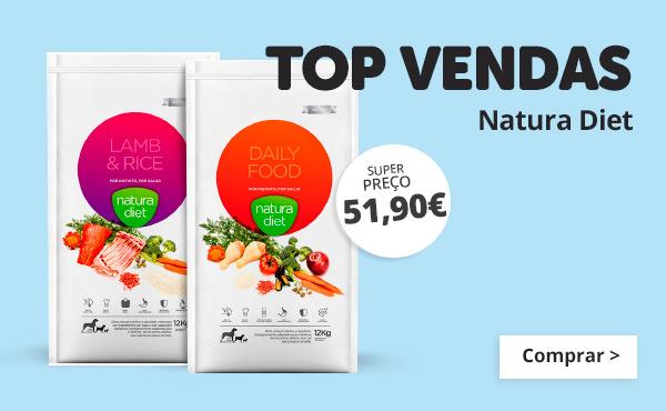 Top Vendas com Natura Diet