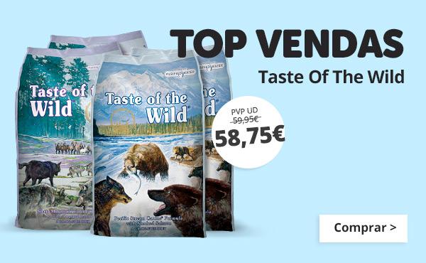 Top Vendas Taste of the Wild