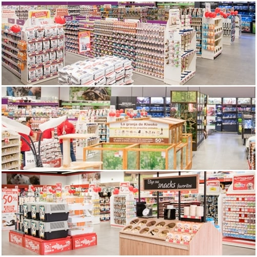 Grande festa de abertura no Centro Comercial UBBO