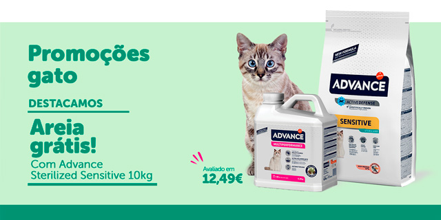Ofertas gato – Advance True Origins