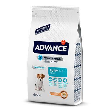 Affinity Advance Puppy Mini frango e arroz