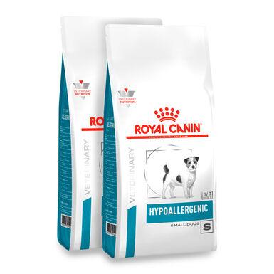 Royal Canin Veterinary Diet Hypoallergenic Small Dog - 2x3,5 kg Pack Poupança