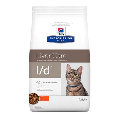 Hill's Prescription Diet l/d Feline 1,5 kg