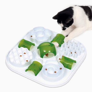 Comedero Catit Play Treat Puzzle para gato