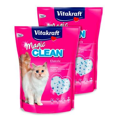 Vitakraft Magic Clean - 2 x 16.8 L