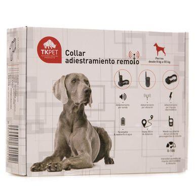 TK-Pet collar para perros adiestramiento remoto