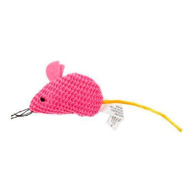 Brinquedo Mini Tricot Mouse The Cat Band para gato