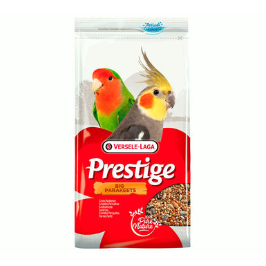 Alimento Versele Laga Prestige para periquitos grandes, cotorras e ninfas 1 kg