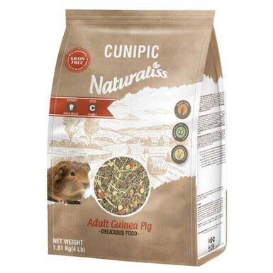 Cunipic Naturaliss pienso para cobayas