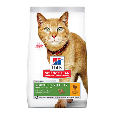 Hill's Gato Youthful Vitality 7 1,5 kg
