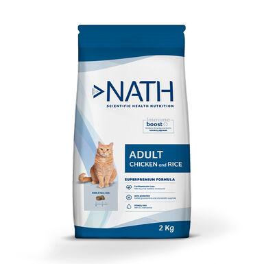 Nath Cat Adult Ração para gato