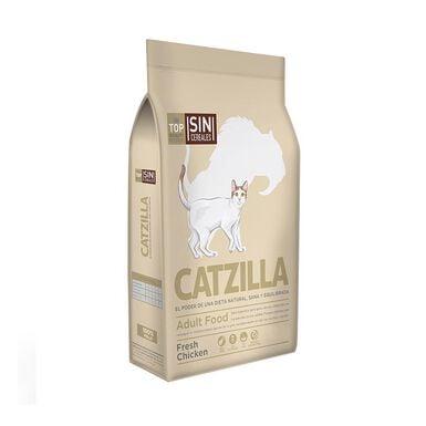 Catzilla Grain Free Fresh Frango