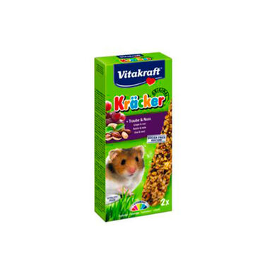 Barrita Vitakraft Emotion para Hamster - Frutos Secos