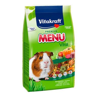 Alimento para Cobaias Menu Vital Vitakraft