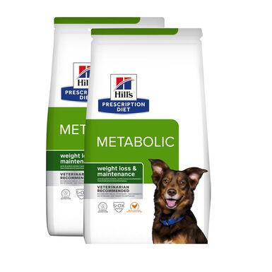 Hill's Prescription Diet Metabolic Original - 2x12 kg Pack Poupança