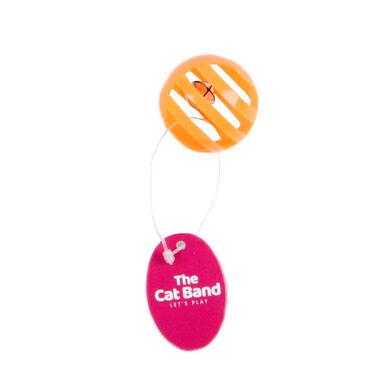 Brinquedo Plastic Ball The Cat Band para gato