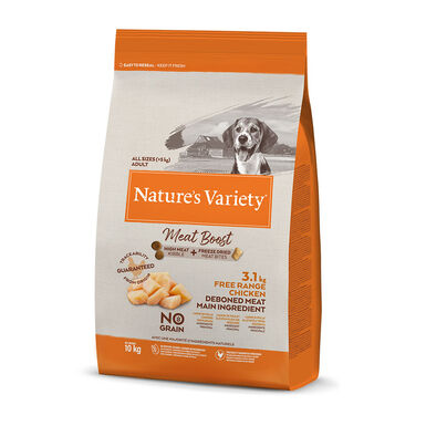 Nature's Variety Selected Meat Boost Adult Pollo