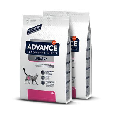 Affinity Advance Veterinary Diet Feline Urinary - 2x8 kg Pack Poupança
