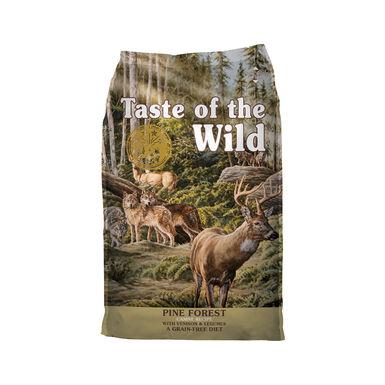 Taste of the Wild Pine Forest venado 13 kg