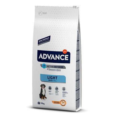 Affinity Advance Maxi Light frango e arroz 15 kg