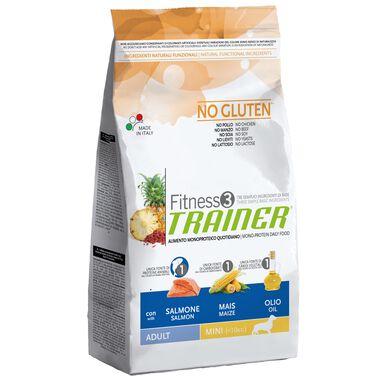 Trainer Fitness 3 Adult Mini salmão, milho e óleo: 2 kg