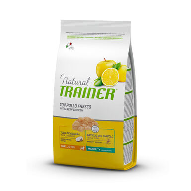 Natural Trainer Small & Toy Mature 2 kg