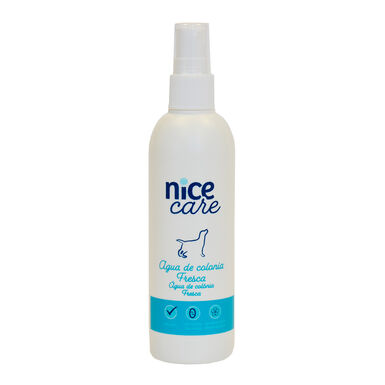 Água de Colónia Nice Care cheiro Fresh para cães 125 ml