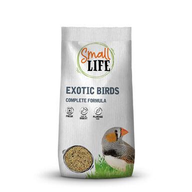 Alimento Premium Small Life para Aves Exóticas 1 kg