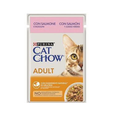 Sobres Cat Chow gato adult 85 gr