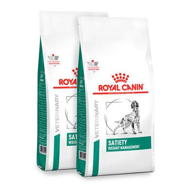 Royal Canin Veterinary Diet Satiety Support - 2x12 kg Pack poupança