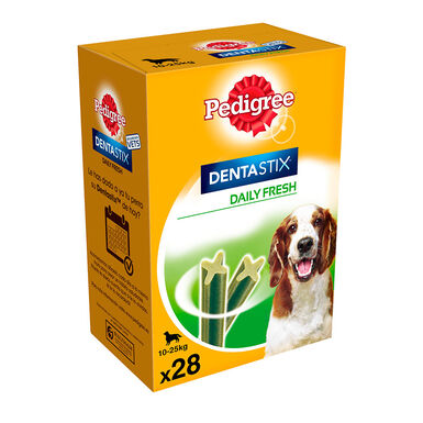 Pack Pedigree Dentastix Fresh 28 unidades