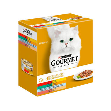 Gourmet Gold Doble Placer Surtido