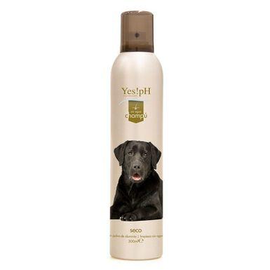 Yes!pH champú seco en polvo para perros 300ml