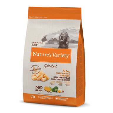Nature's Variety Selected Medium Adult Pollo