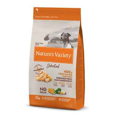 Nature's Variety Selected Mini Adult Pollo