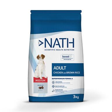 Nath Medium Adult Ração para Cão