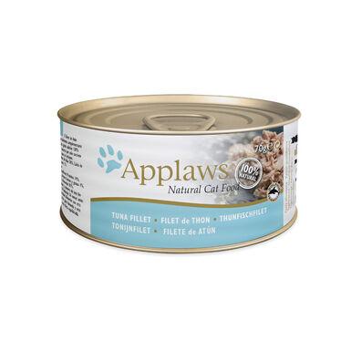 Pack 24 latas Applaws alimento húmido para gatos 70 gr vários sabores