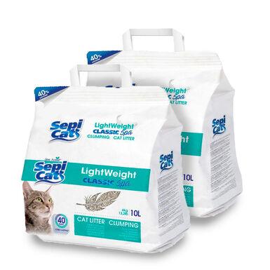 LightWeight Classic Spa de Sepicat - 2x10 l Pack Poupança