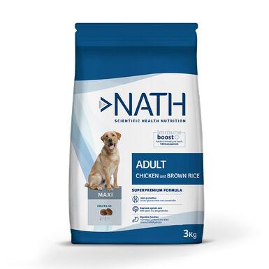 Nath Maxi Adult Ração para Cão