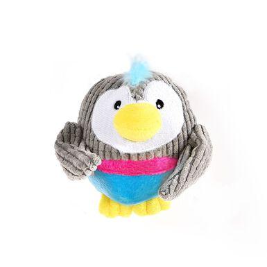 Pinguim Play & Bite brinquedo para cão