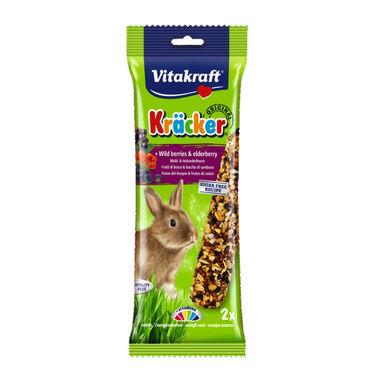 Vitakraft snack para conejos barritas de sabores