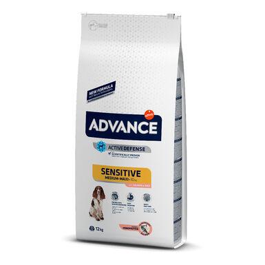 Affinity Advance Sensitive salmão e arroz