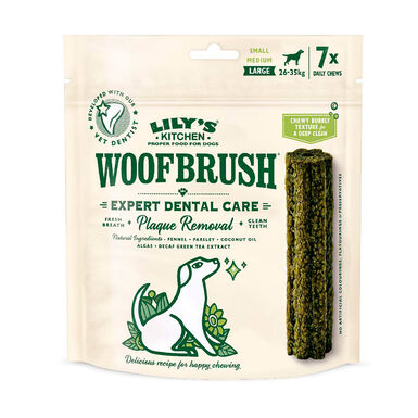 Sticks Woofbrush Lily's Kitchen para perro