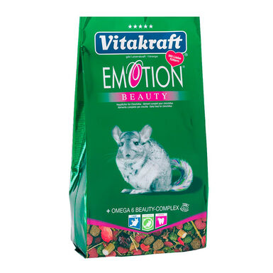 Vitakraft Menu Emotion para Chinchillas 600 gr