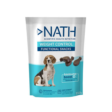 Nath Adult Weight Control 150 gr Sanck para Cão