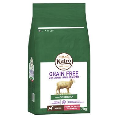 Nutro Grain Free Sénior cordeiro 11,5 kg