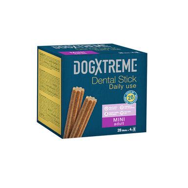 Dogxtreme Dental Stick Raças pequenas 110 gr snacks para cão