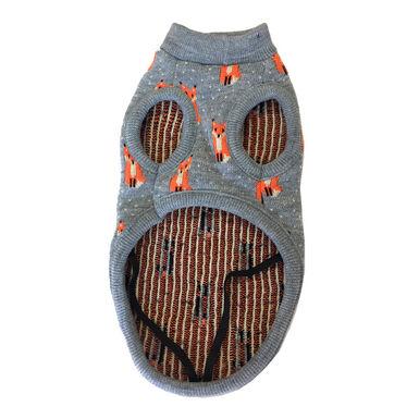 Suéter Outech estampa de Inverno