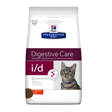 Hill's Feline Prescription Diet i/d