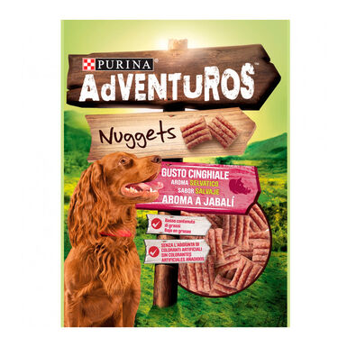Snacks Purina Adventuros